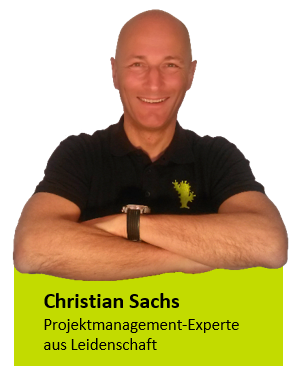 Christian Sachs - Projektmanagement-Experte aus Leidenschaft
