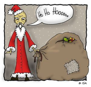 La soirée de Noël un peu différente