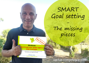 SMART Goal setting – The missing pieces