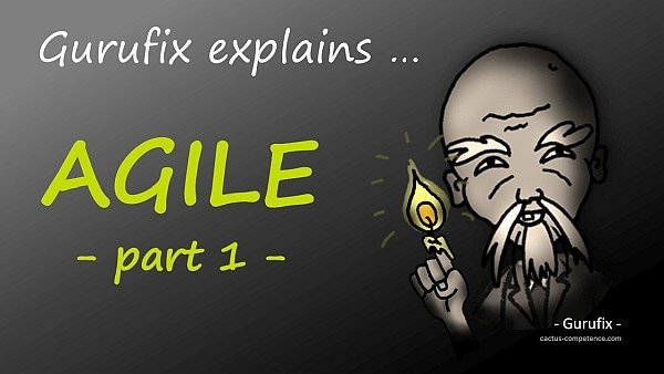 Gurufix explains AGILE project management – part 1