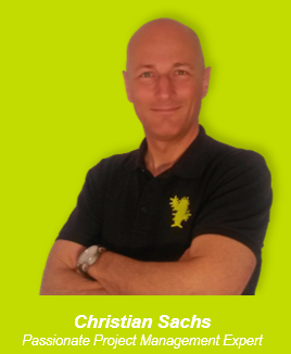 Christian Sachs - Passionate Project Management Expert
