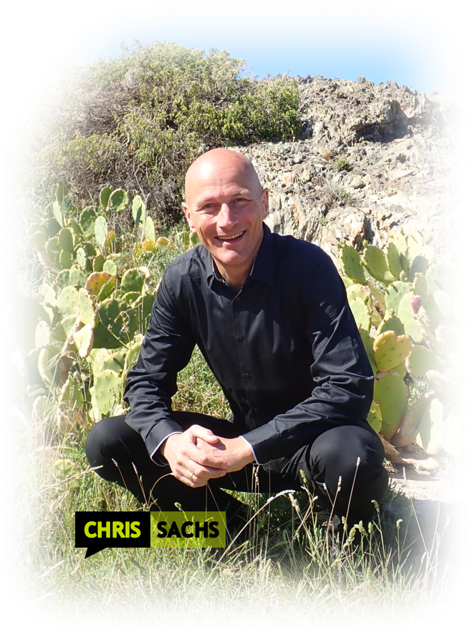 Chris Sachs - Founder of CACTUS COMPETENCE and expert in minimalist project management