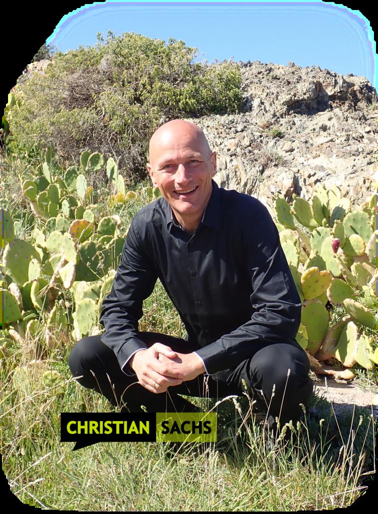 Christian Sachs - Der führende Experte in transformativer Erfolgsplanung!